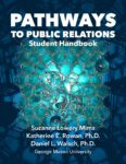 Cover of Pathways to PR, featuring the geometric patterns visible when ice is magnified.