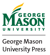 George Mason University 'M' logo with George Mason University Press name