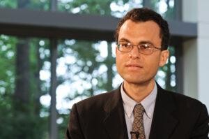 University Professor Giorgio A. Ascoli