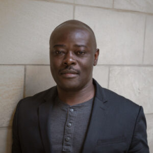 Author Helon Habila