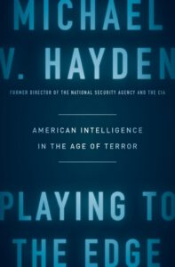 book cover for Playing to the Edge