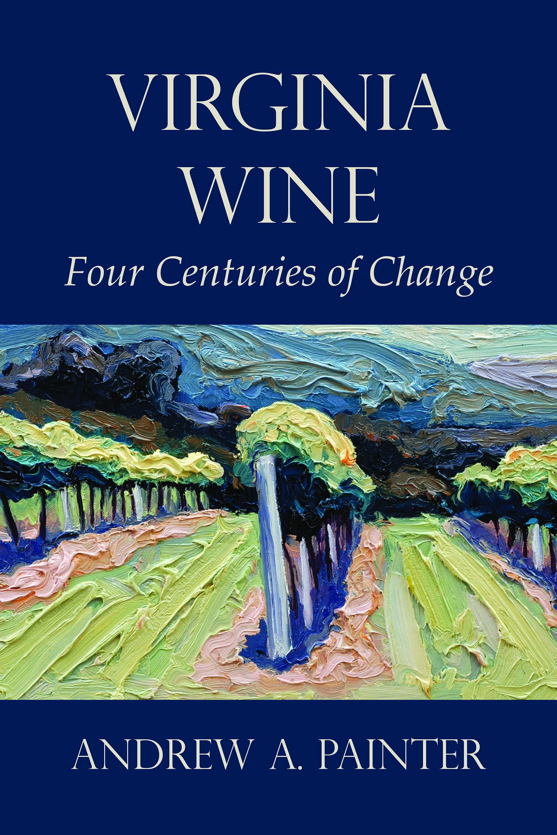 Cover: Virginia Wine