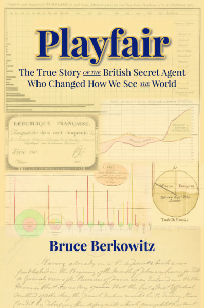 Cover of Playfair by Bruce Berkowitz