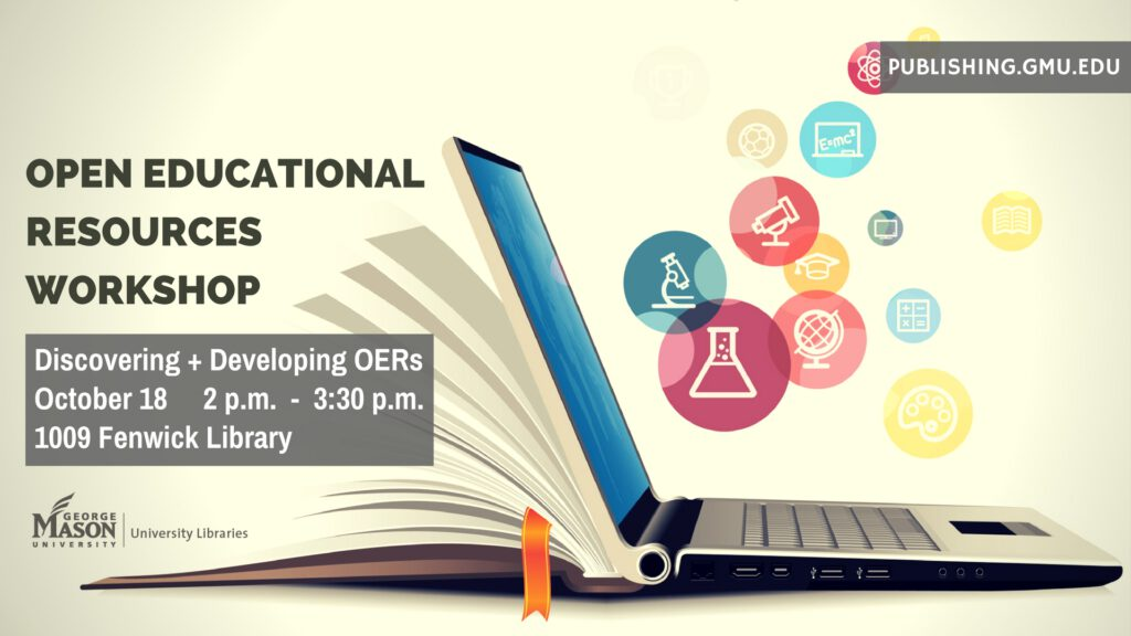 Workshop on Open Educational Materials, October 18, 2017