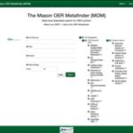 OER Metafinder Icon