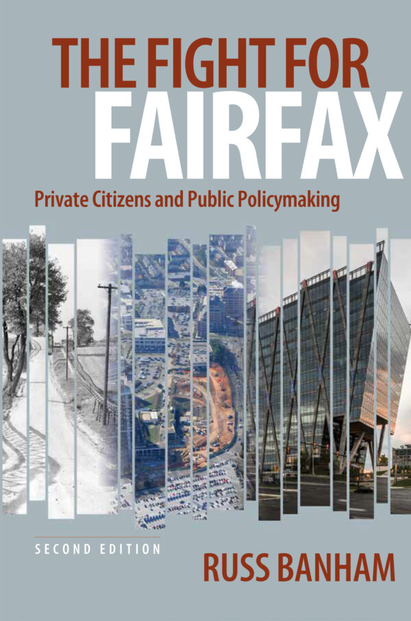 cover image of Fight for Fairfax